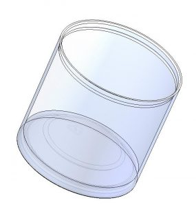 1 5-8in x 1 5-8 container